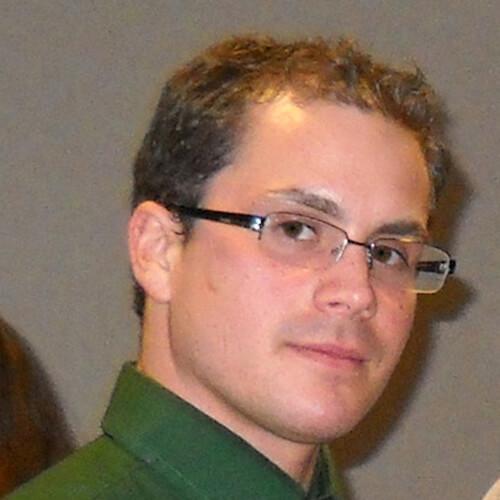 Headshot of Justin Hanenberg