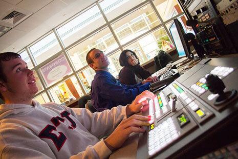 TV Studio Classroom