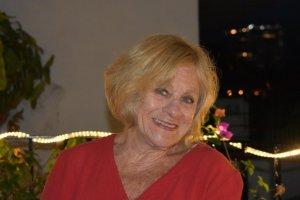 Headshot of Alum, Marilyn Rocky `65