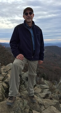 Michael Tarullo field photo