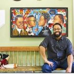 Photo of Kevin Young, Visiting writer