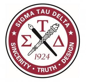 Seal of Sigma Tau Delta International English Honor Society