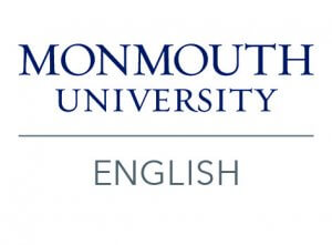 Image of logo for Monmouth University's Department of English
