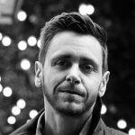 Photo of writer Jordy Rosenberg