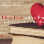 Photo Promotes Blind Date with a Book Event