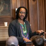 Photo from Toni Morrison Day -21