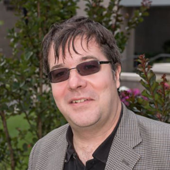 Headshot of Dr. Jeffrey Jackson
