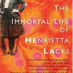 Photo image of book cover for The Immortal Life of Henrietta Lacks