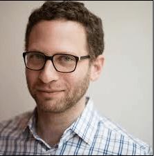 Seth Fishman, MFA Virtual Guest Speaker, Sept. 24, 2020