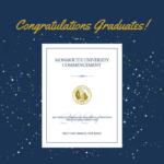 Photo image: Congratulations Graduates
