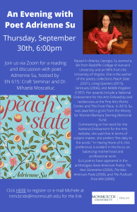 Image of flyer for EN.MA/MFA event, Sept. 30, 2021