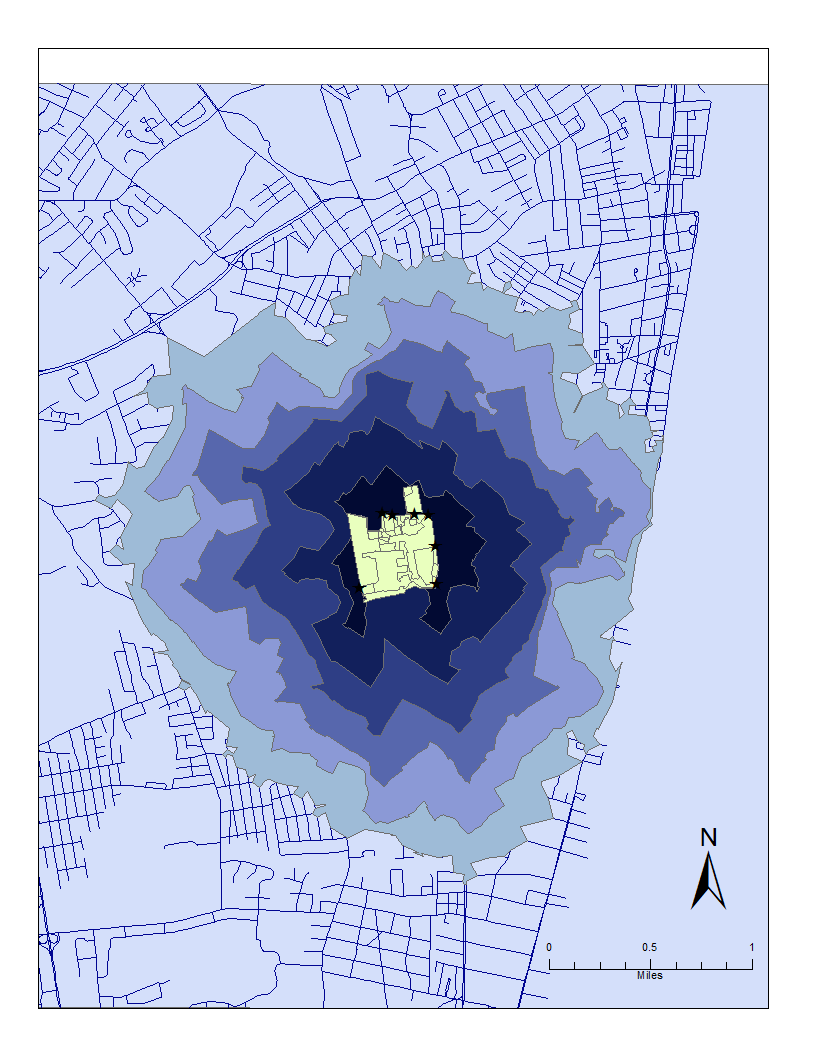 GIS and UCI
