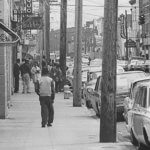 Photo of Springwood Avenue on the West Side 1968; Courtesy of Asbury Park Press-USA TODAY News Network