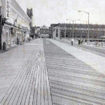 Photo of Asbury Park Boardwalk 1969 ; Courtesy of Asbury Park Press-USA TODAY News Network
