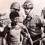 Photo of Asbury Park Riots 1970; Courtesy of Asbury Park Press-USA TODAY News Network