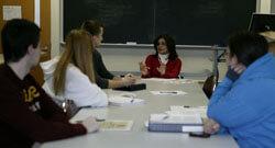 BA Political Science: Class Photo