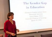 Dr. Nancy Mezey - Gender Education