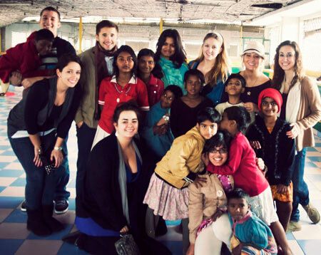 Student Group India Trip
