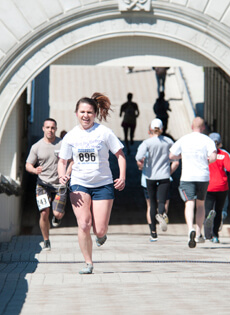 Jenna Intersimone - 5K Run
