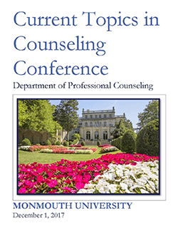 Current Topics in Counseling Conference Brochure