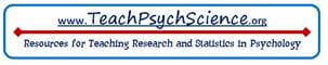 TeachPsychScience Logo