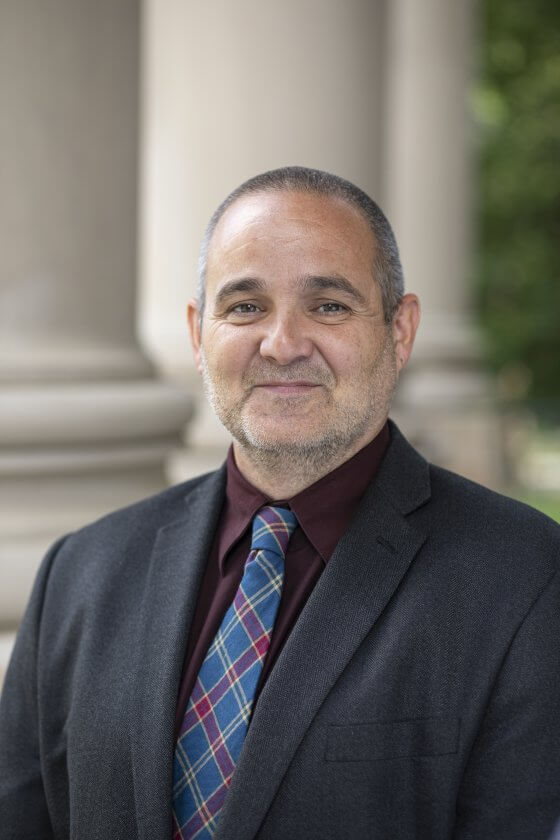 Headshot of Dr. Aaron Furgason