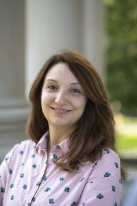 Headshot of Dr. Marina Vujnovic