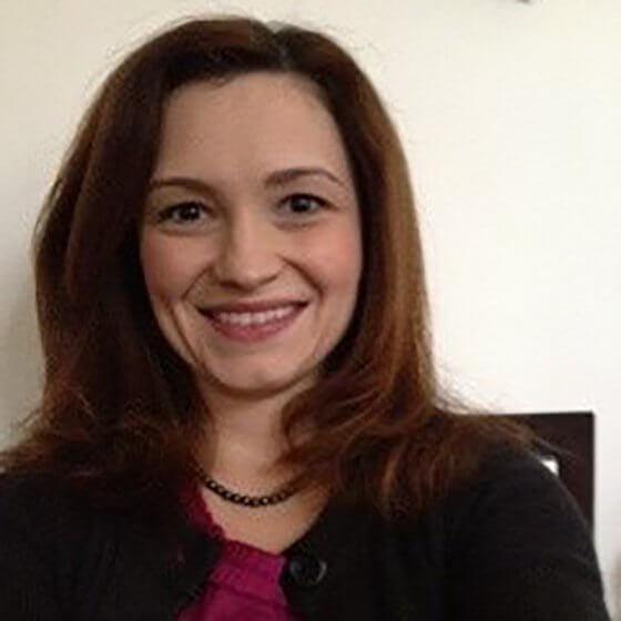Photo of Andreea M. Dilorenzo