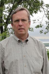 Photo of Tom N. Baker, MFA