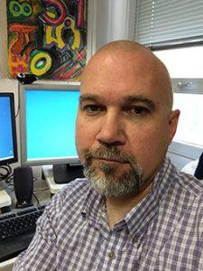 Photo of David C. Marshall, Ph.D.