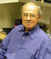 Photo of Albert J. Gorman, Specialist Professor