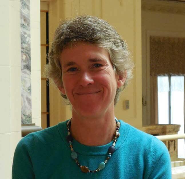Photo of Susan M. Goulding, Ph.D.