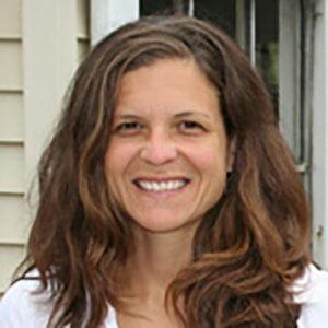 Photo of Johanna E. Foster