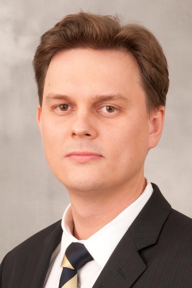 Photo of Dmitri V. Kosenkov, Ph.D.