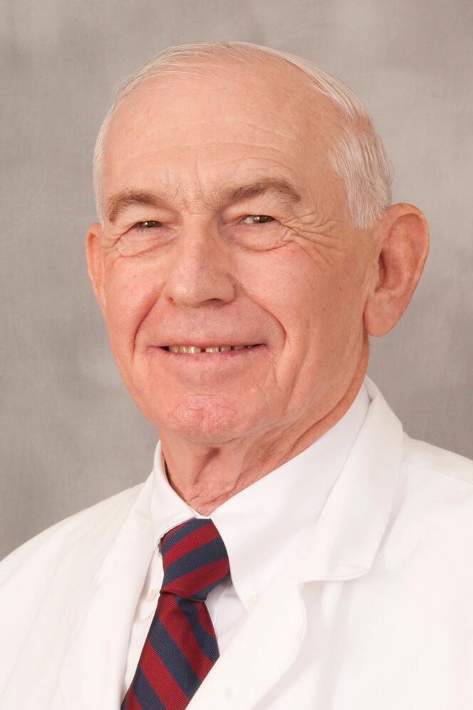 Photo of James P. Mack, Ed.D.