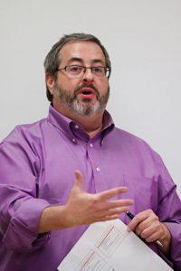 Photo of Michael Cronin, Ph.D., LCSW