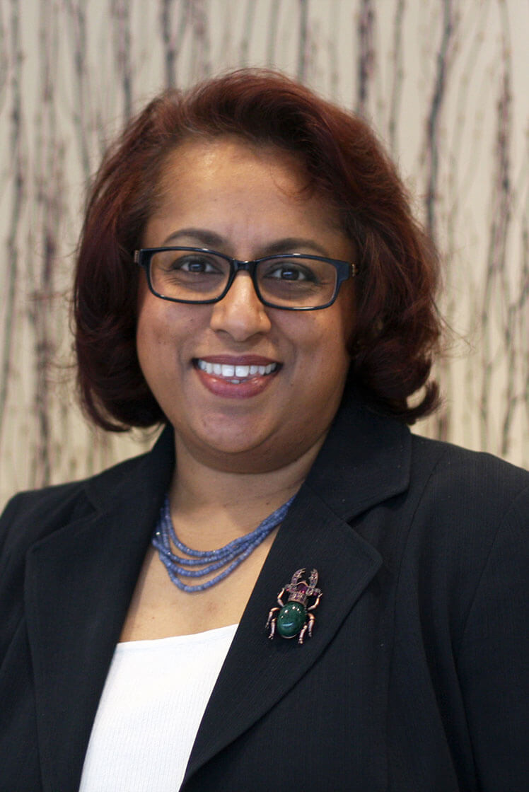 Photo of Nancy Uddin, Ph.D.