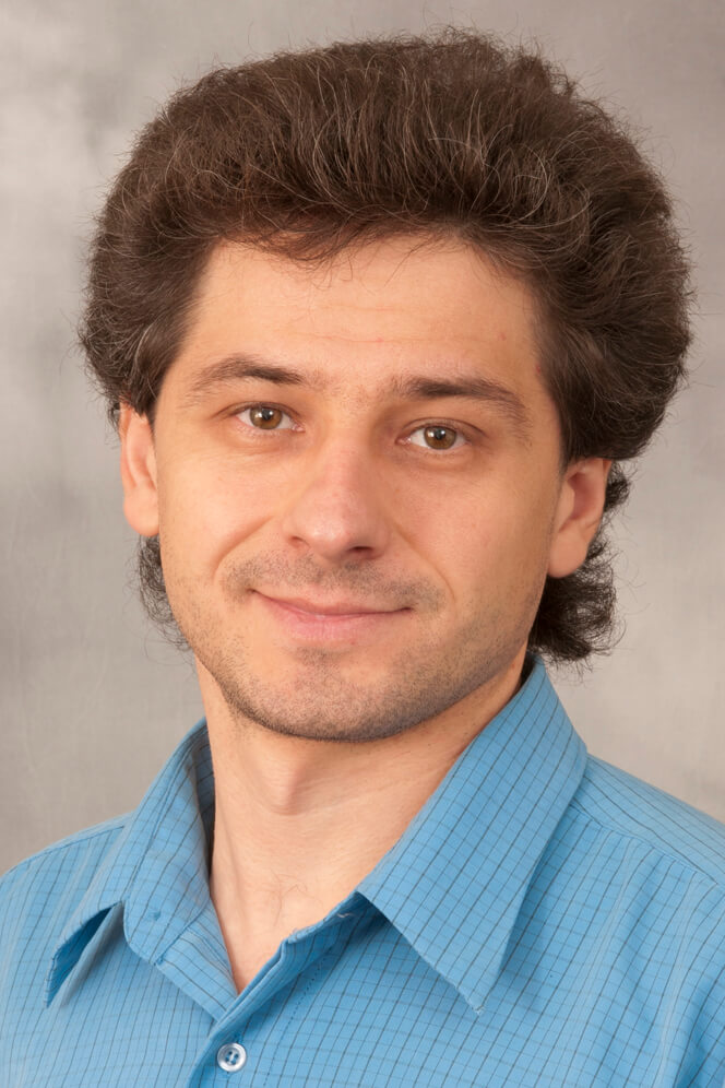 Photo of Emanuel Palsu-Andriescu, Ph.D.