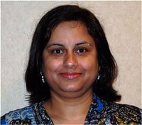 Photo of Abha S. Sood, Ph.D.