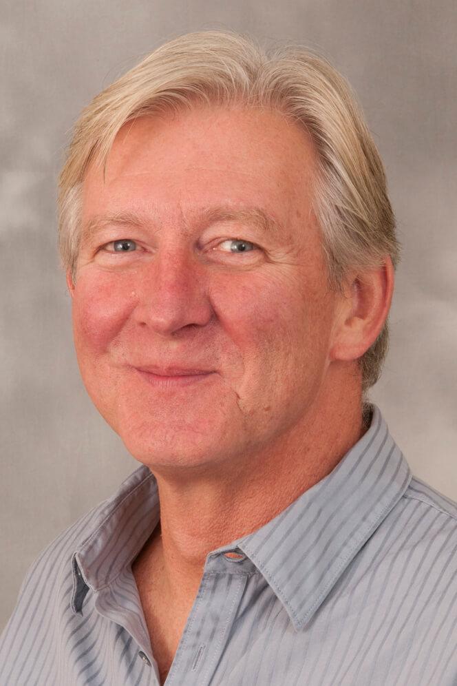 Photo of Dennis E. Rhoads, Ph.D.