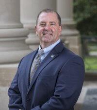 Douglas Collier, Douglas Collier, Director of Professional Outreach, Criminal Justice
