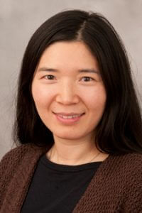 Photo of Cui Yu, Ph.D.