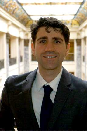 Photo of Alex S. Romagnoli, Ph.D.