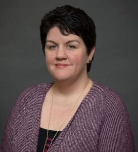 Photo of Stephanie F. Hall, Ph.D., LPC, NCC, ACS, CT