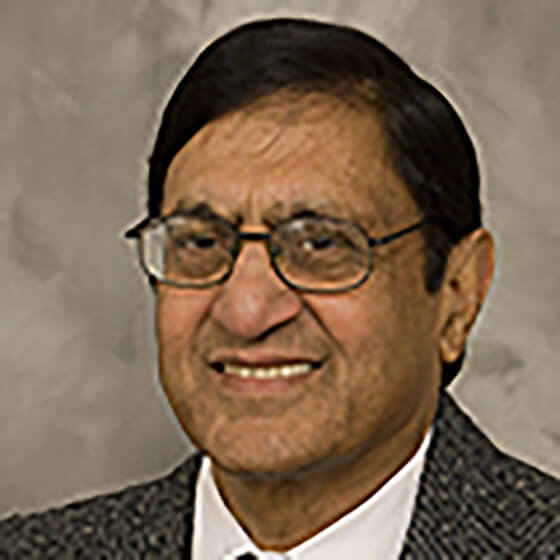 Photo of Y. Lal L. Mahajan, Ph.D.