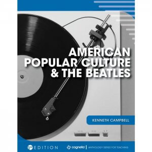 Book Cover: American Popular Culture & The Beatles