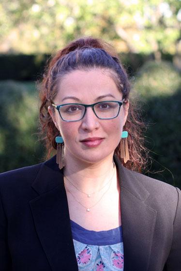 Photo of Veronica M. Davidov Ph.D.