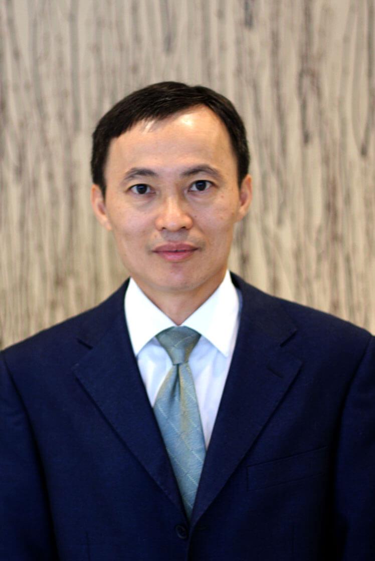 Photo of Xudong (Daniel) Li, Ph.D.