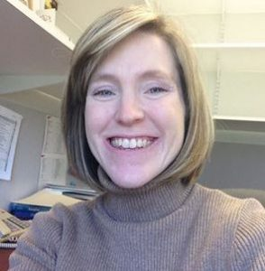 Photo of Julia M. Riordan-Goncalves, Ph.D.