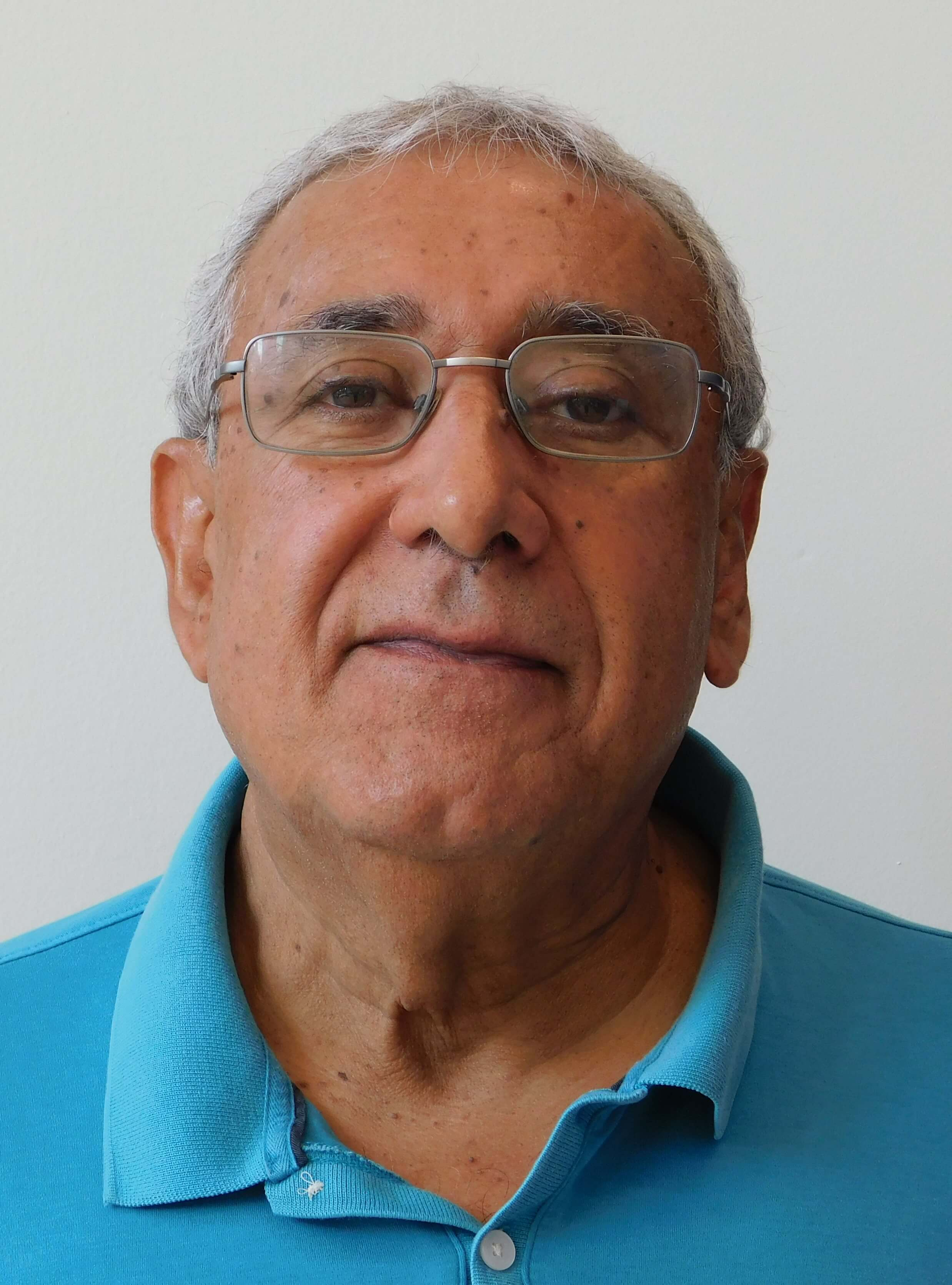Photo of Bahman Khosravi, Ph.D.